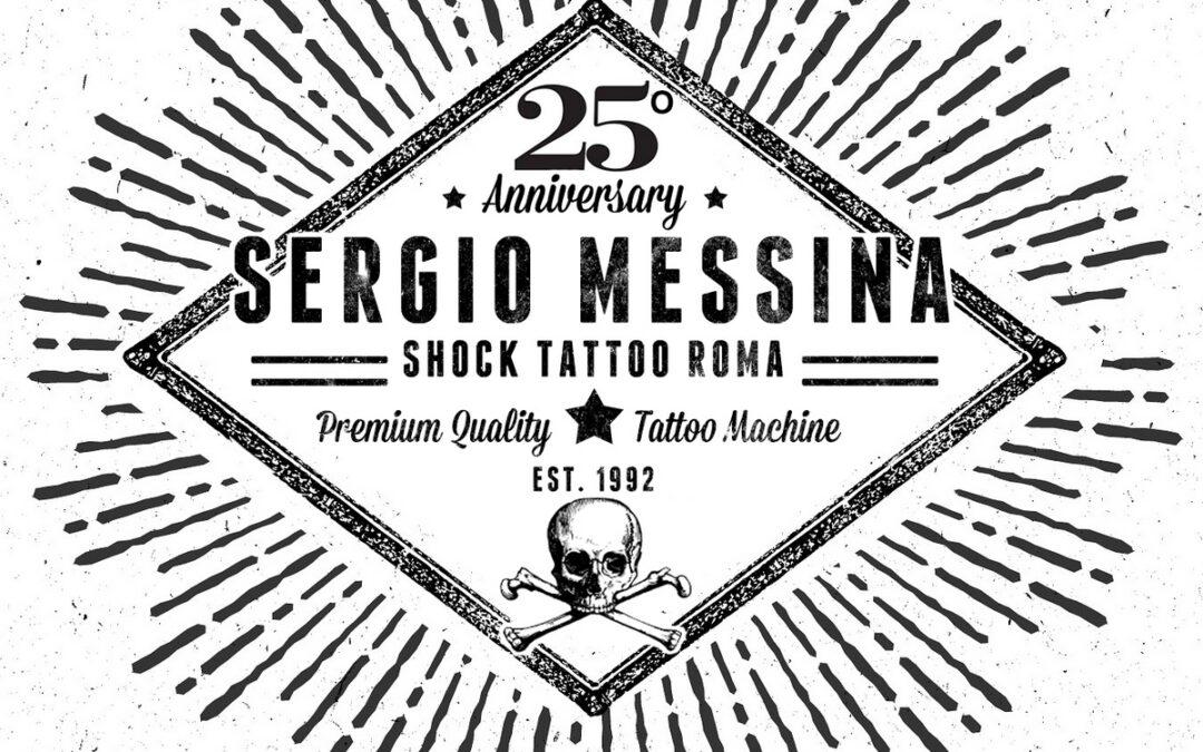Tattoo Machine 25 Anniversario 2017 by Sergio Messina – Dino Casarin